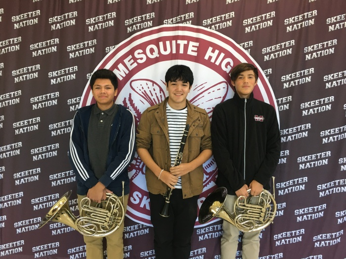 2019 Region Band 9th Grade